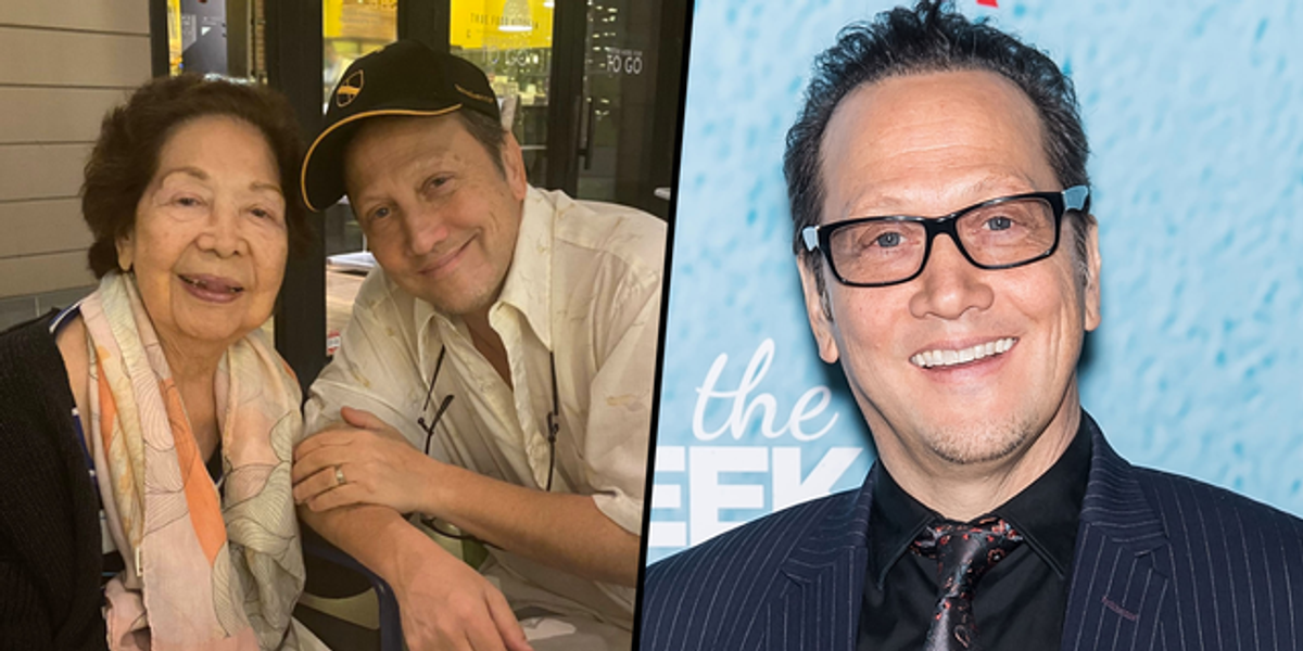 Rob Schneider Announces His Mother and Film Costar Has Died