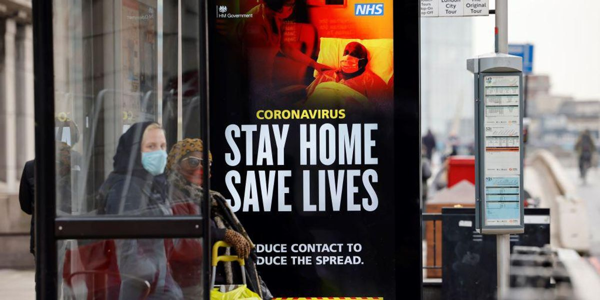 New international study says coronavirus lockdowns not more effective than voluntary measures, not needed to slow the spread
