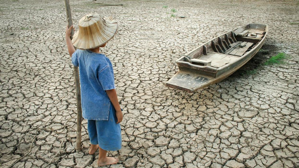 Climate Change Is Harming Children's Diets Globally, Scientists Warn