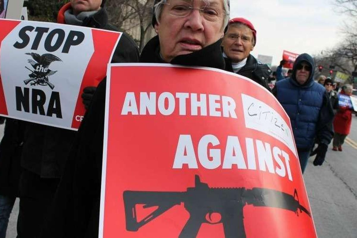 'Thoughts and prayers to the NRA': Reviled gun lobby group files for Chapter 11 bankruptcy