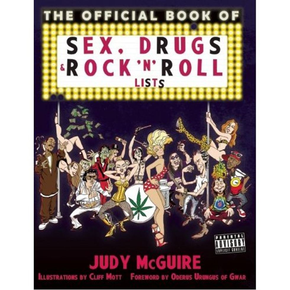 Theo Kogan Reveals the Worst Things About Dating a Girl in a Band, and More From Judy McGuire's Sex, Drugs & Rock 'n' Roll Lists
