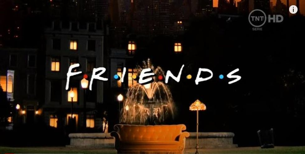Here's What 'Friends' Quote You Are, Based On Your College Major
