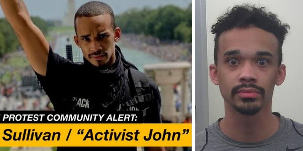 People tying Capitol rioter John Sullivan to BLM and Antifa are missing some key facts