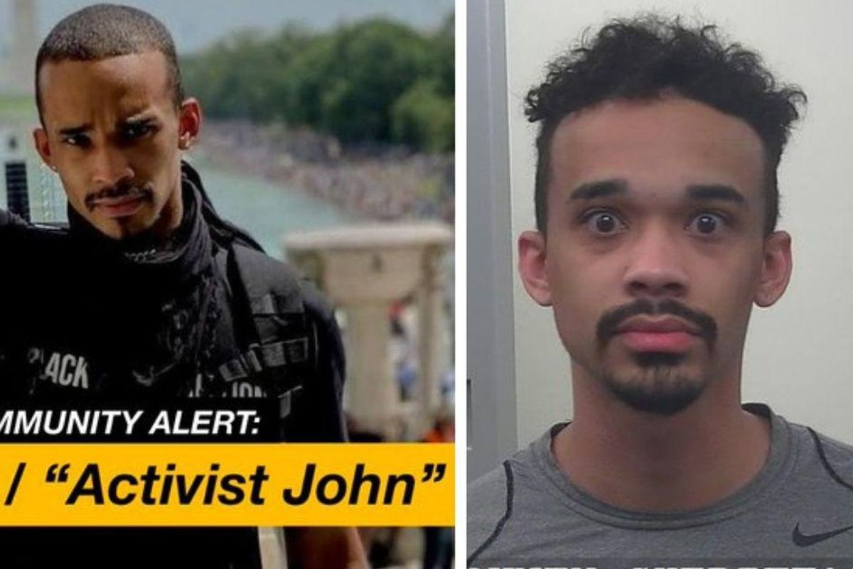 ​People tying Capitol rioter John Sullivan to BLM and Antifa are missing some key facts