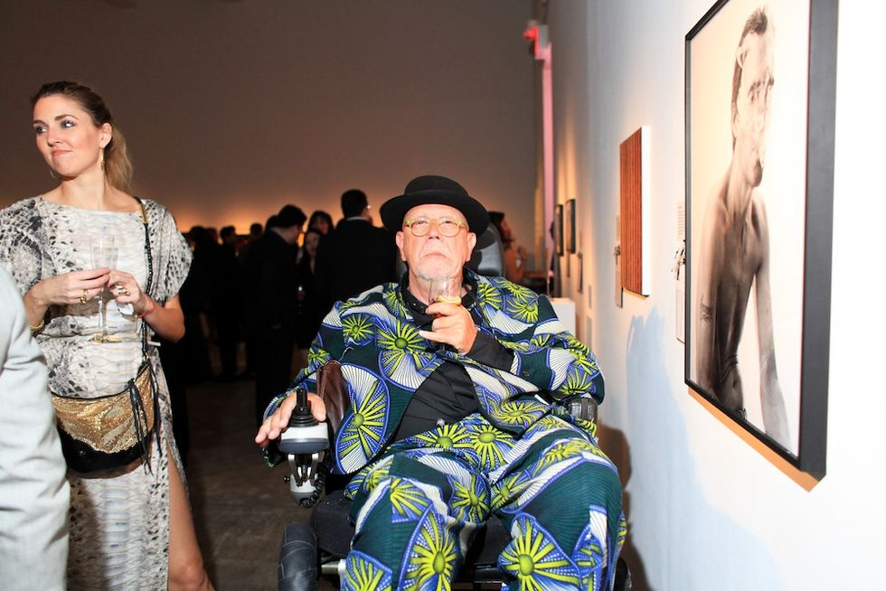 Kate Bosworth, Olivier Theyskens + More Turn Out For the Annual Whitney Art Party