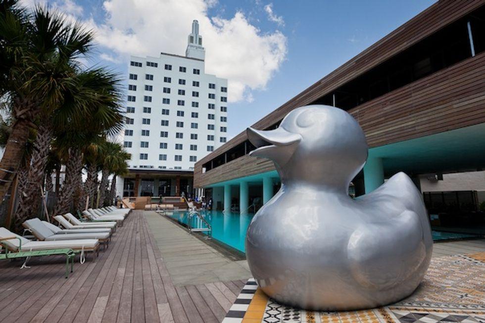 SLS Miami Hotel Opens Today