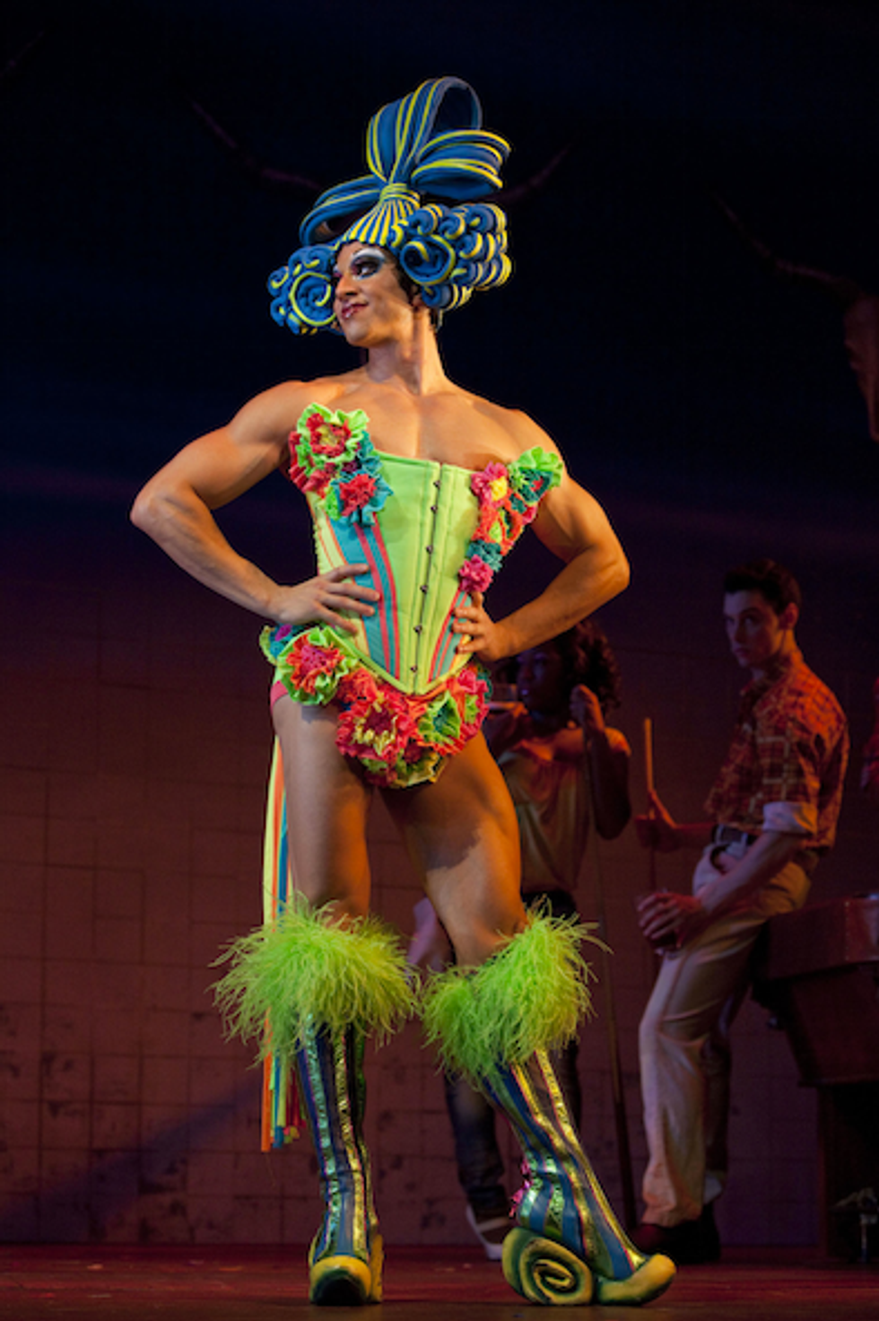 Win Tickets to Broadway Musical Priscilla + a Meet and Greet With Star Nick Adams