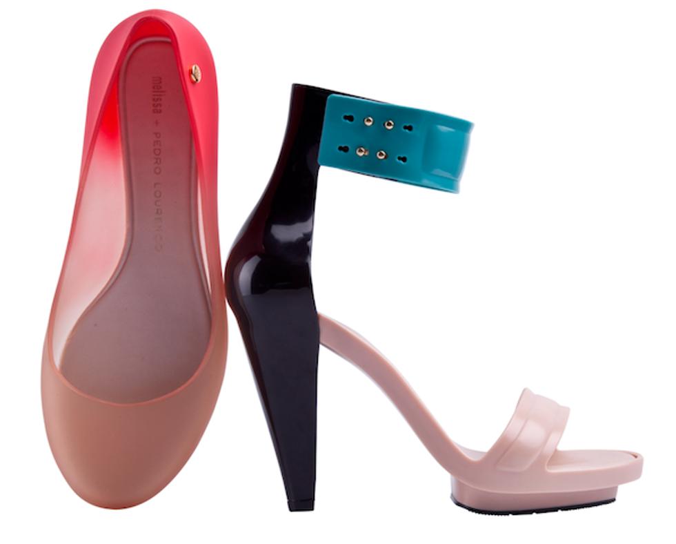 Ready For This Jelly: Melissa + Pedro Lourenço Shoes