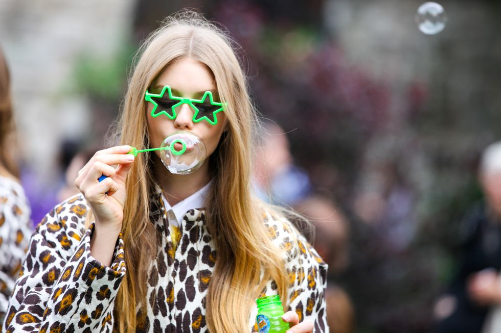 Stella McCartney Hosts a Carnival In Honor of Her S/S '13 Collection