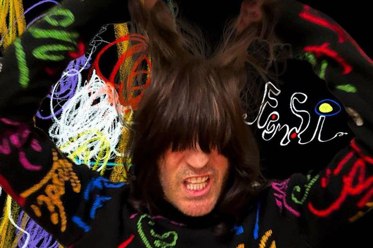 'Great British Bake Off' Star Noel Fielding Collabs With Fendi
