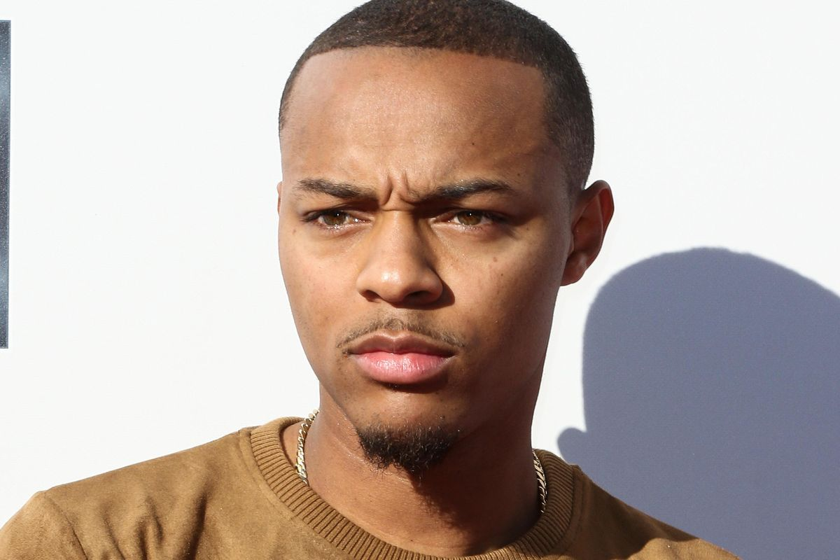 Bow Wow Performs for a Packed, Mostly Unmasked Crowd