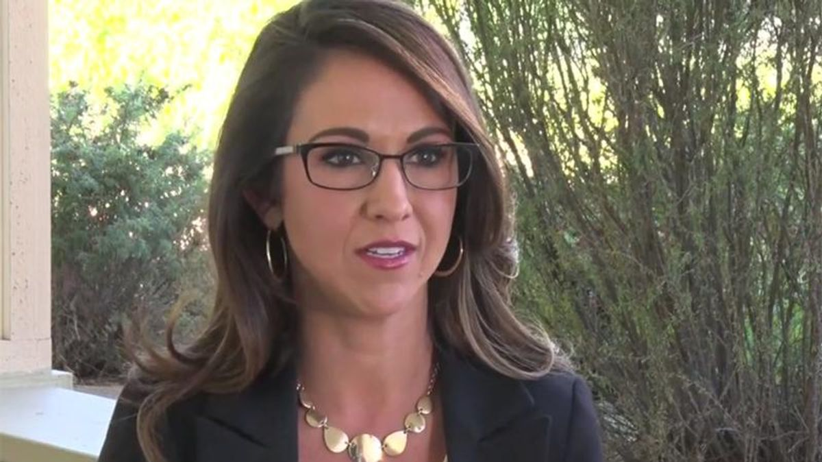 Rep. Lauren Boebert faces lawsuit after blocking constituents on Twitter