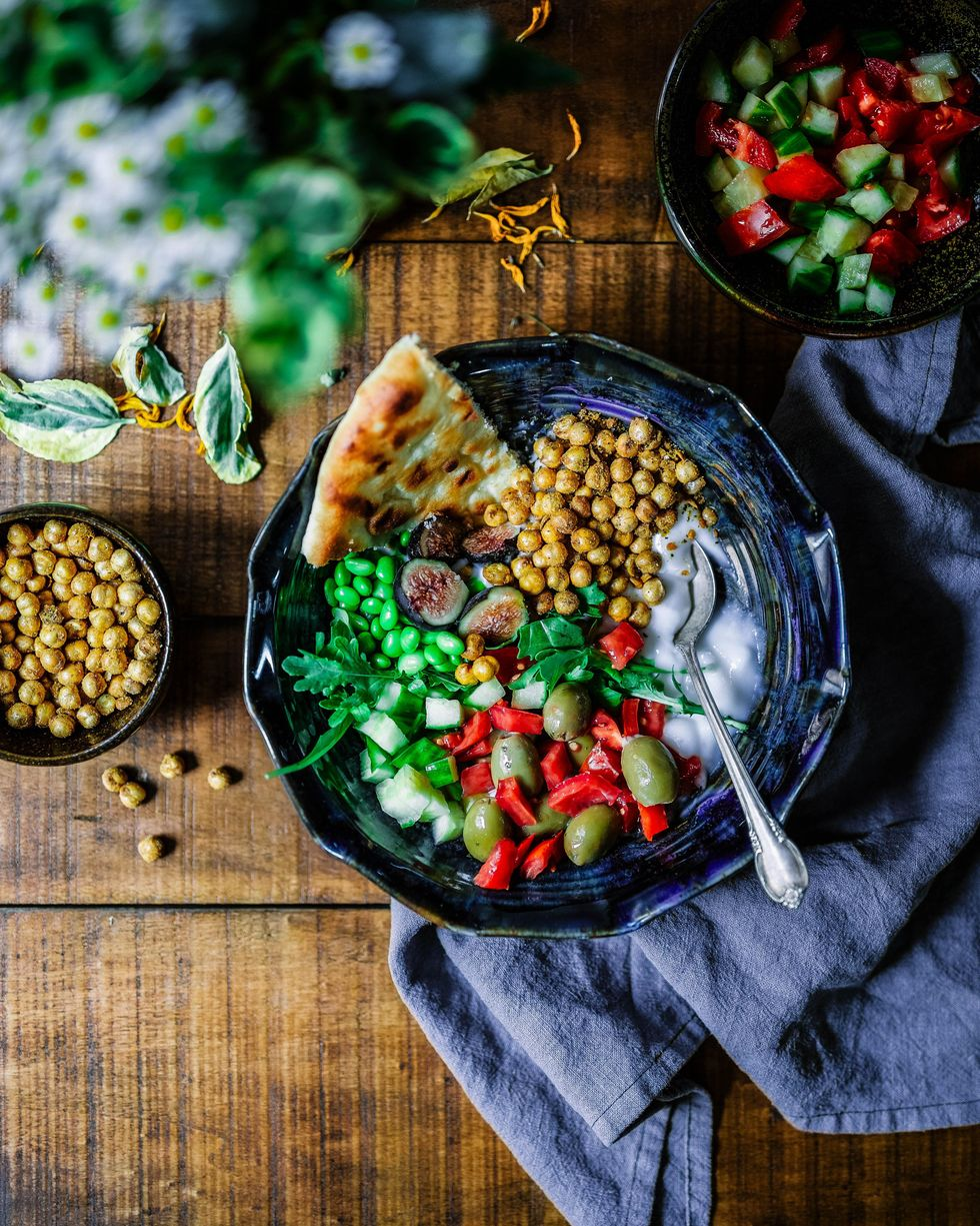 5 Perfect Vegan Meals For Those Living The College Life