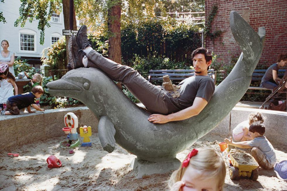 The Morning Funnies: Katy Perry's Mini-Me's + Adam Driver's Chicken-A-Day