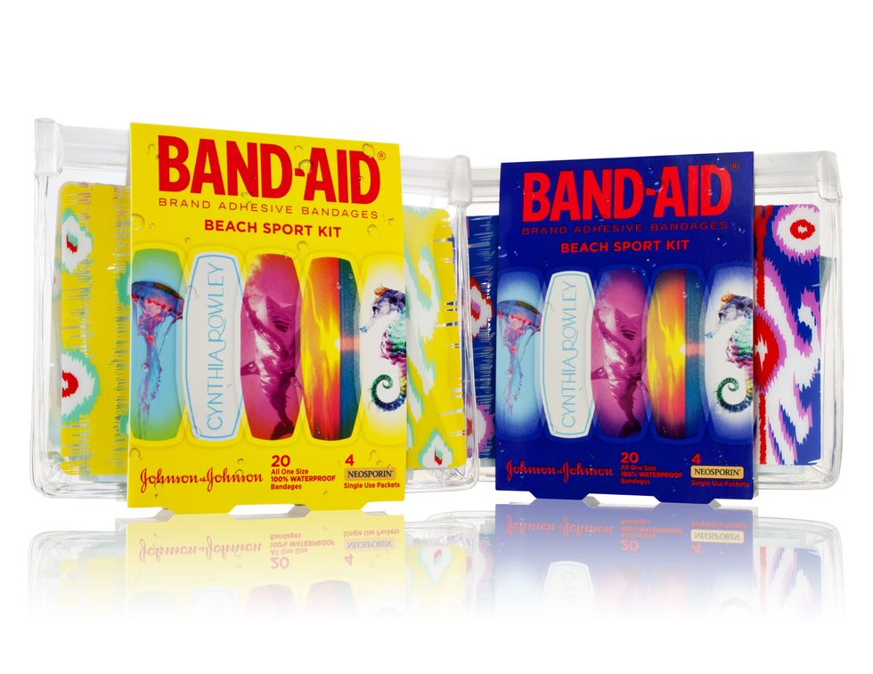 """Win a Band-Aid Brand Beach Sport Kit and a Pair of """"Cut the Line"""" Tickets to the Alabama Shakes Central Park SummerStage Concert"""