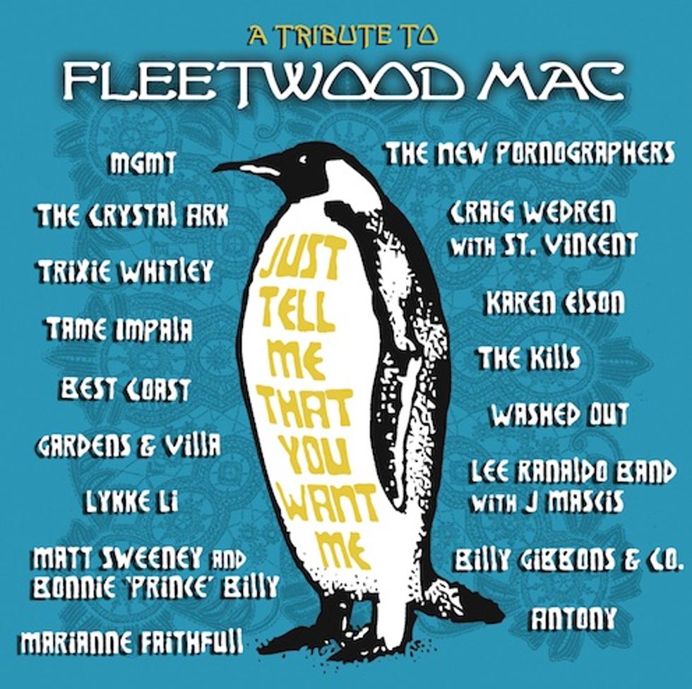 Fleetwood Mac Tribute Album Features MGMT, Lykke Li, Best Coast