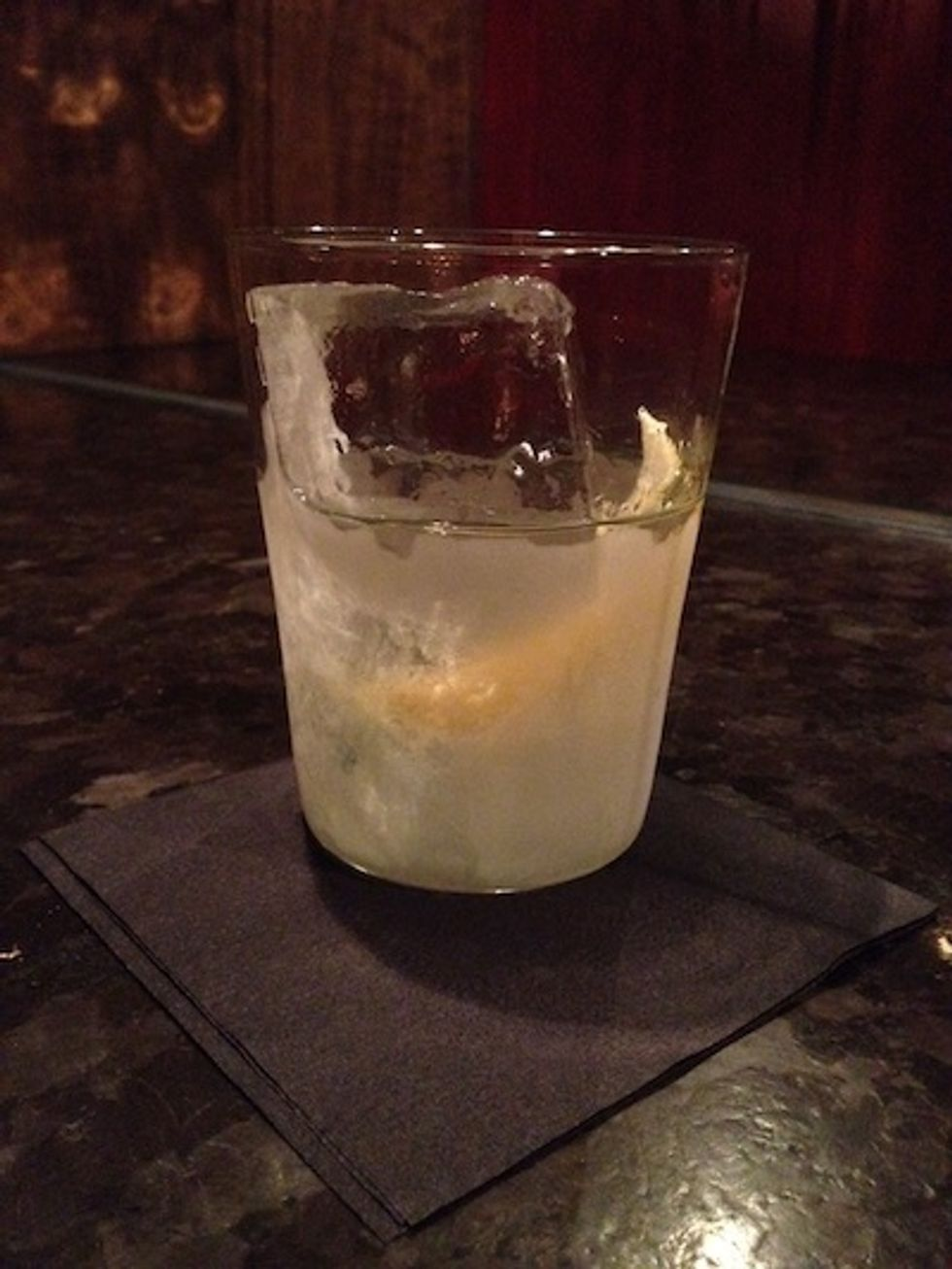 Cocktail of the Week: Grape Expectations at Demi Monde
