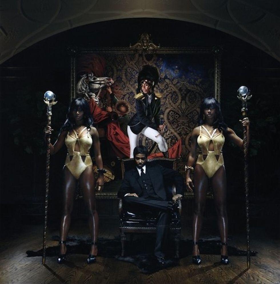 Win a Nixon TPS Portable Speaker + Santigold's New Album, Master of My Make-Believe
