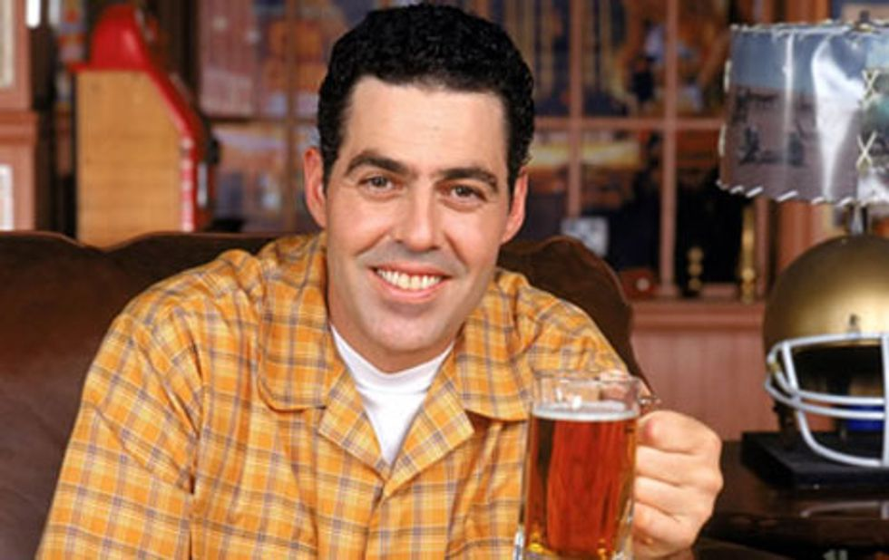 In Response to Adam Carolla's Claim That Women Aren't Funny -- 5 Examples of Adam Carolla Being Extremely Un-Funny.