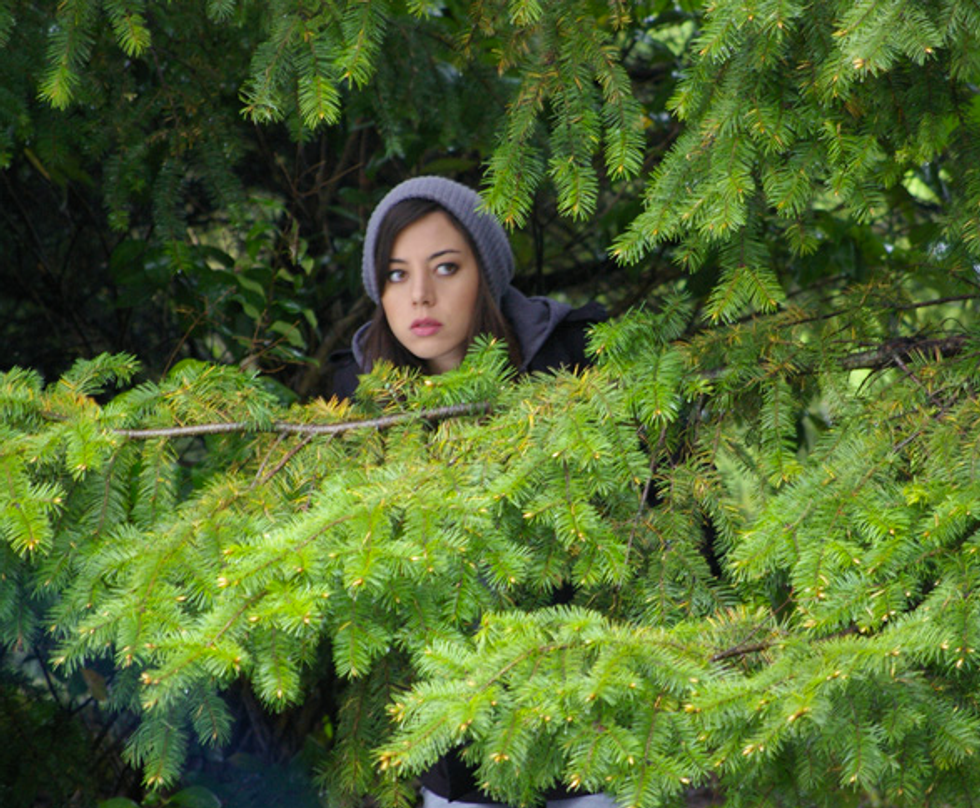 Aubrey Plaza on New Film Safety Not Guaranteed and What's In Store for April on Parks and Recreation