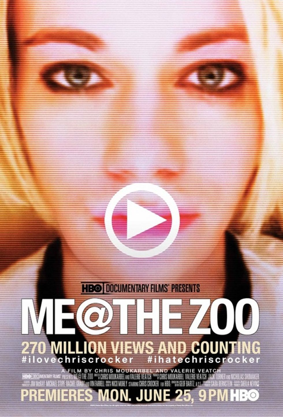 Chris Crocker Talks HBO Doc Me @ the Zoo, Exposing His Private Life and Missing the Old Youtube