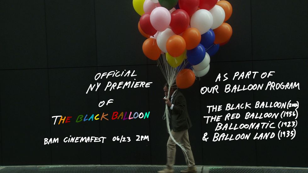 Red Bucket Films' Josh and Benny Safdie Premiere The Black Balloon Tomorrow at BAM Cinemafest