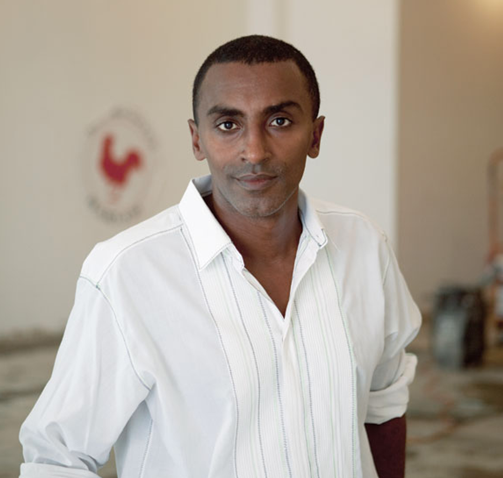 Chef Marcus Samuelsson On Yes, Chef, Red Rooster and Eddie Huang