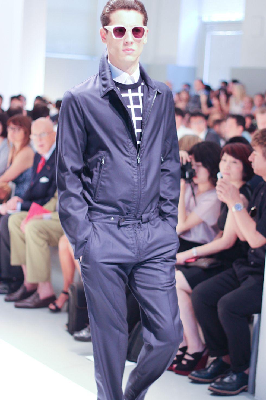 Looks From Men's Milan Fashion Week 2012 Part 1