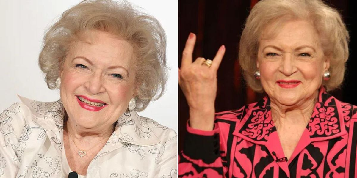 Betty White Turns 99 Years Old Today