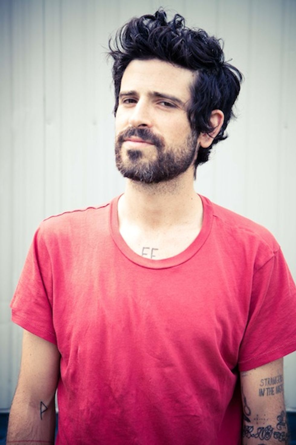 Devendra Banhart On His New Album, His Thoughts On the EDM Scene and Making Ostrich Egg Omelets With Beck