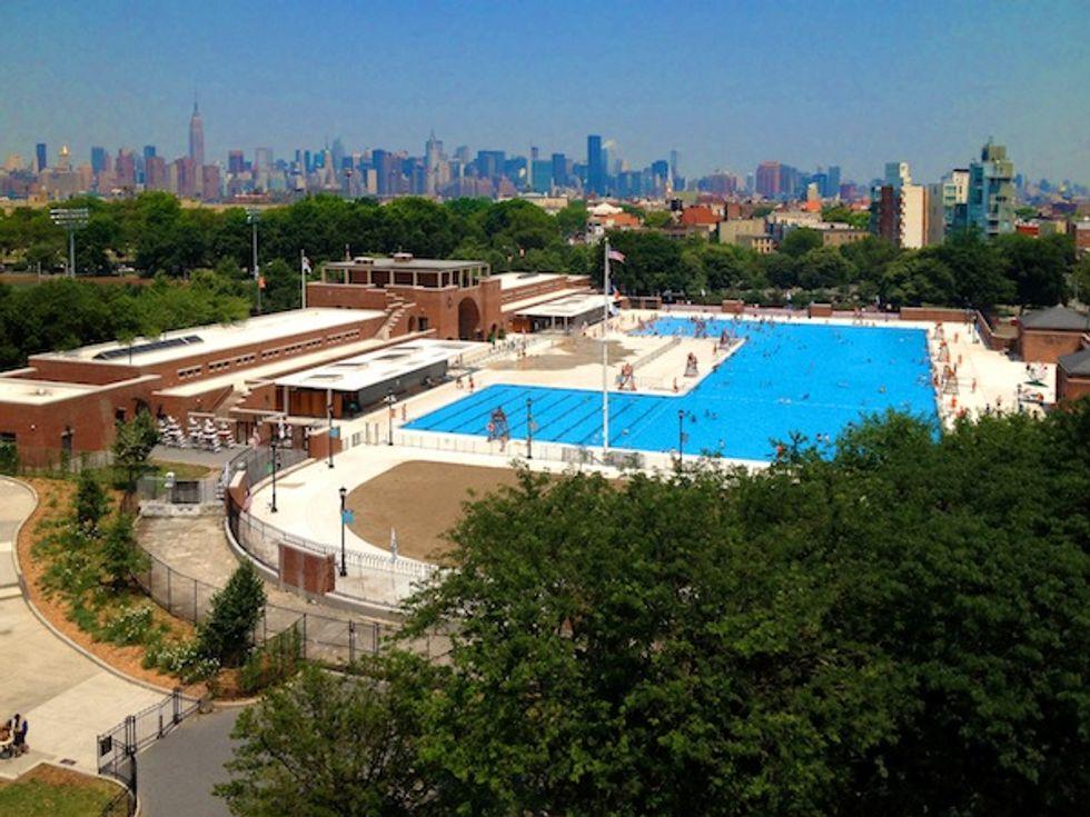 Chatting With McCarren Park Pool Architect Scott Demel