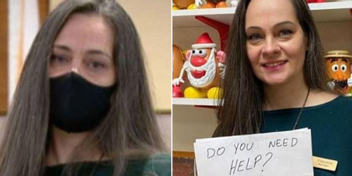 $34,000 Raised For Hero Waitress Who Saved Boy From Abusive Parents