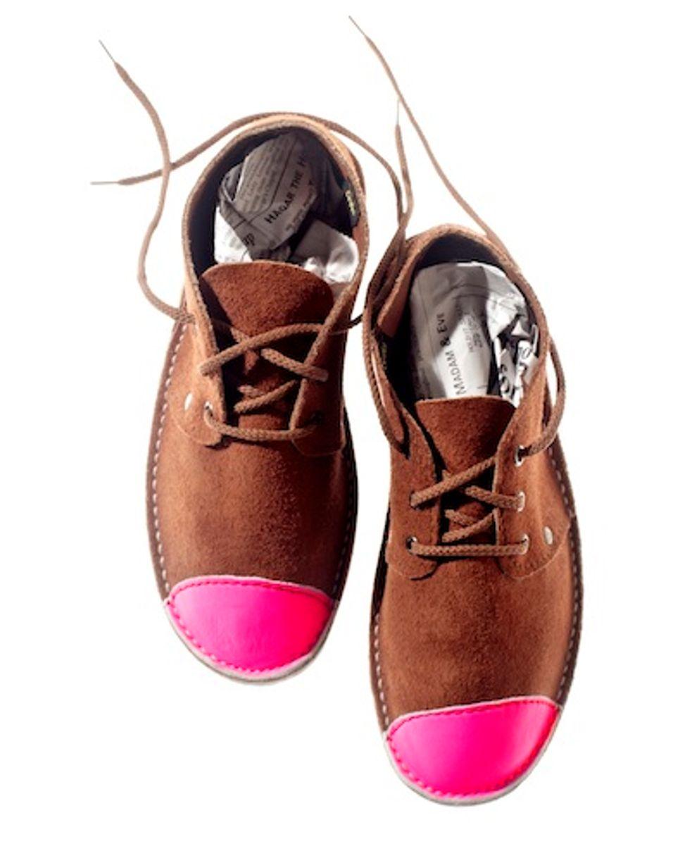Classic Kicks: Schier Shoes