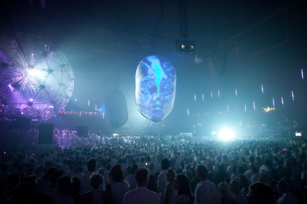 "A ""Sensation"" of a Party in Amsterdam (and It's Brooklyn-bound)"