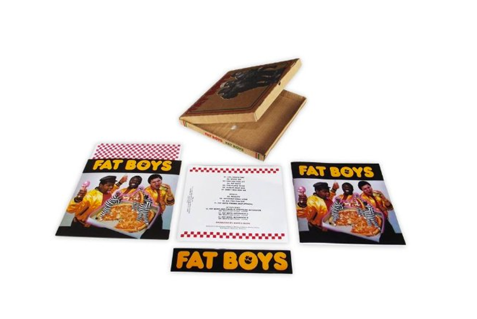 Enter To Win a Fat Boys' Limited-Edition Pizza Box Set