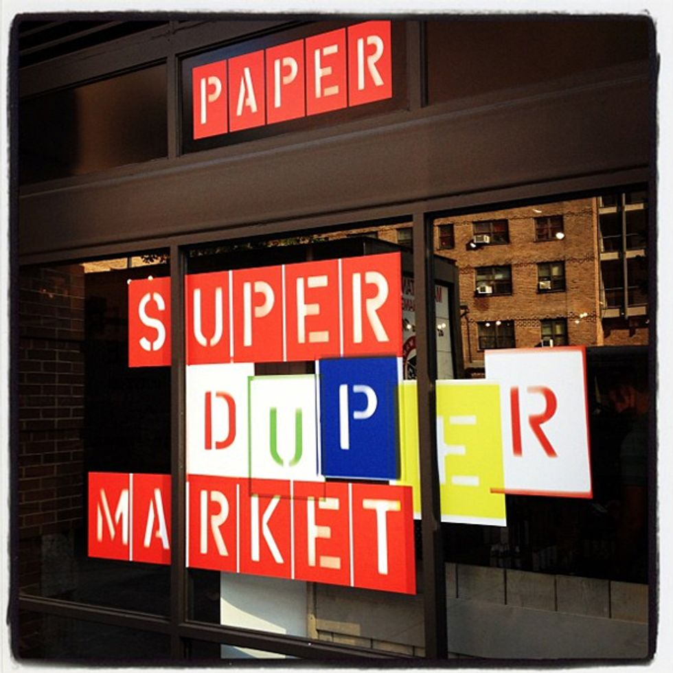 Instagram Your Way Through the SuperDuperMarket!