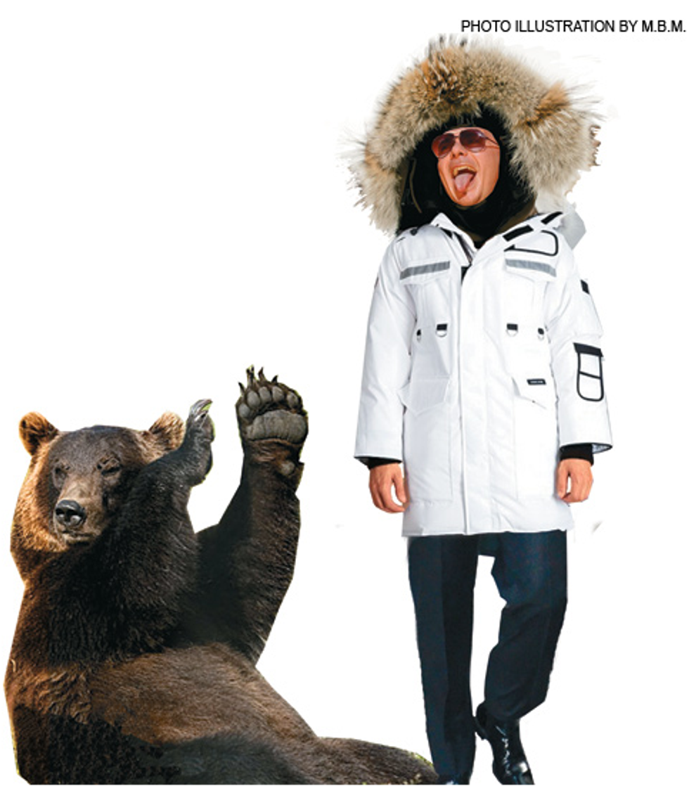Pitbull Is Heading to Remote Alaska + Sorority Rush Consultants Actually Exist = Eight Items Or Less