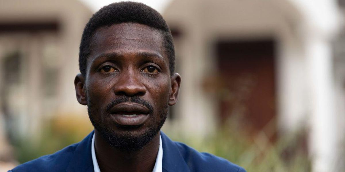 <div>Bobi Wine Set to Legally Contest Uganda's 2021 Election Results</div>