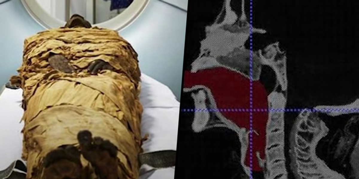 Scientists Recreate Voice of 3,000-Year-Old Egyptian Mummy