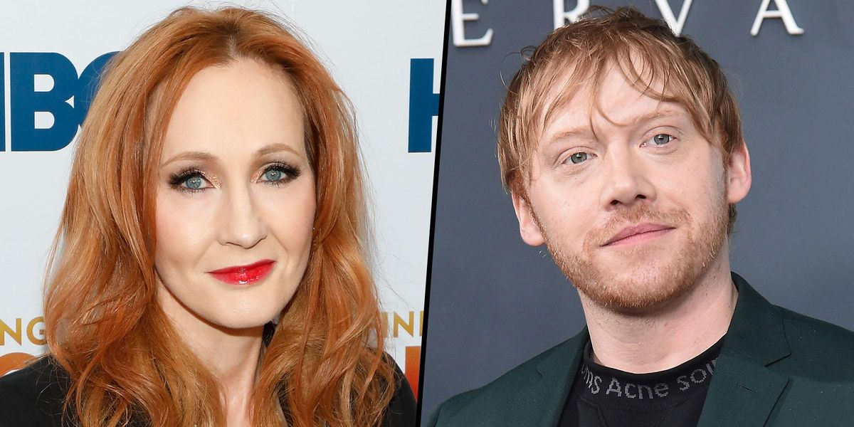 Rupert Grint Says he Needed To Stand Up Against JK Rowling's Transphobic Letter