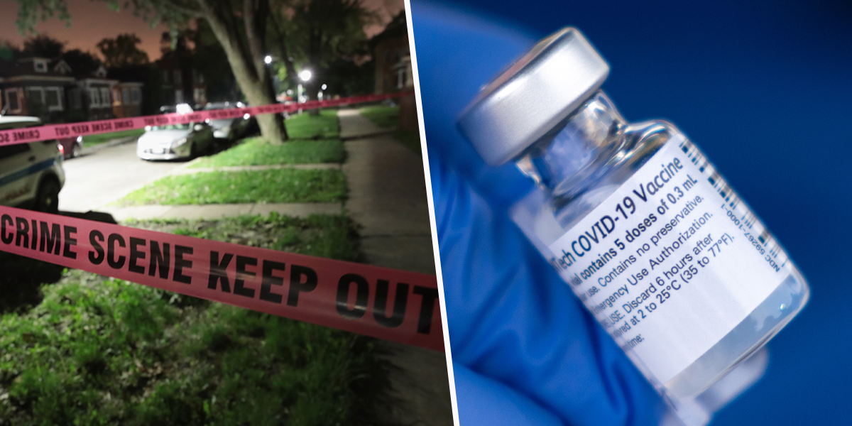 Dad Kills 9-Year-Old Son After Dispute With Mom Over Vaccines