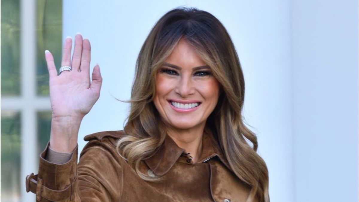 Melania is discarding an important tradition as the Trumps depart the White House: analysis