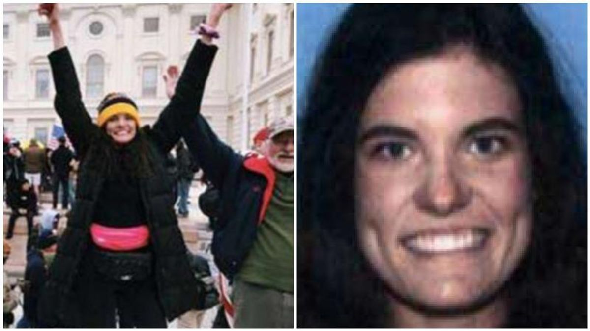 'I don't know what treason is': Trump rioter arrested after incriminating herself on Instagram