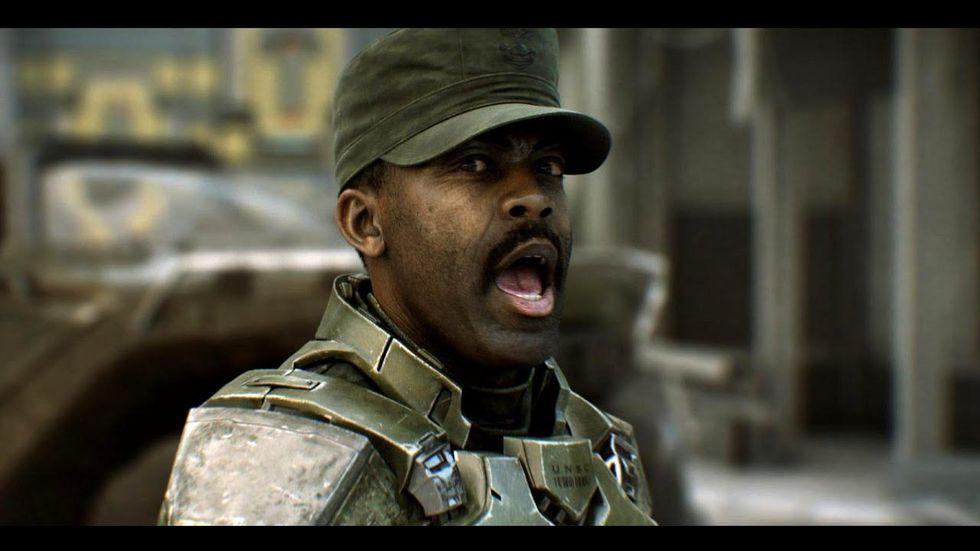 Avery Johnson Halo