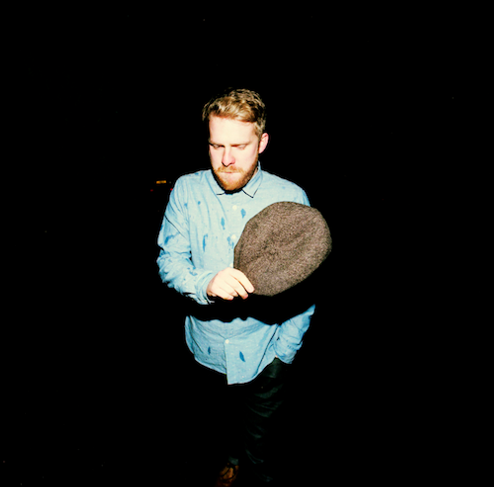 """Alex Clare Talks Hit Single, """"Too Close"""" (And the Commercial That Made It Famous)"""