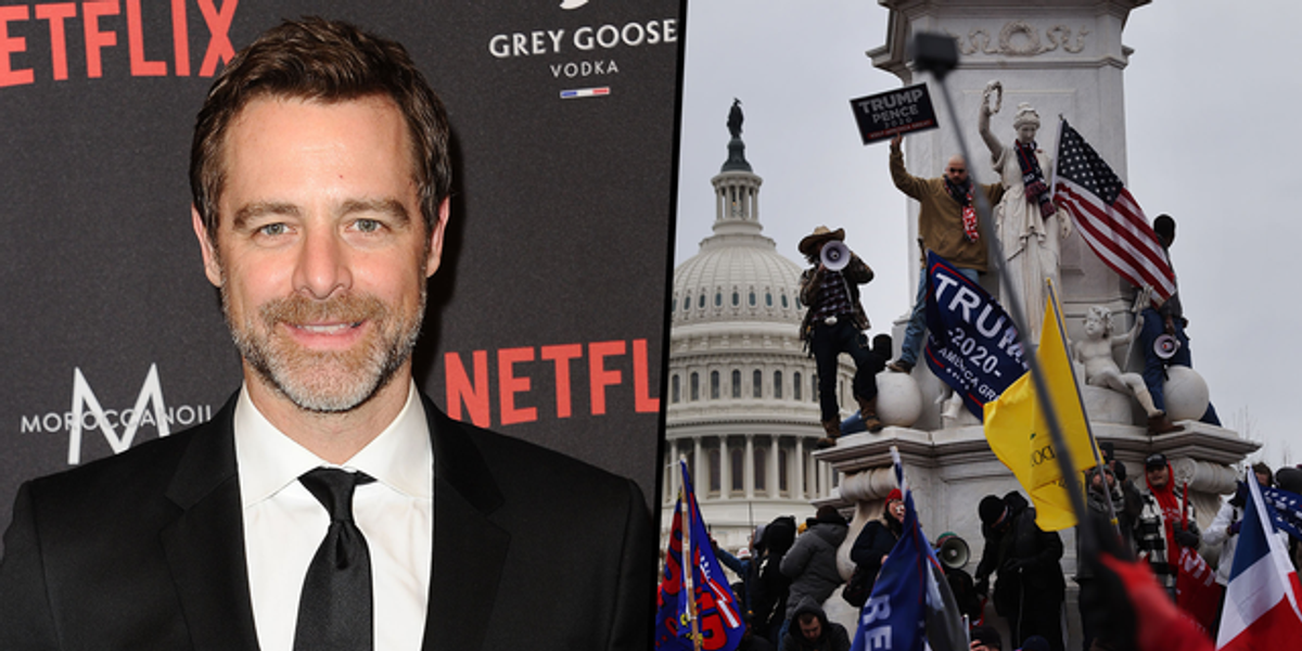 'Gilmore Girls' Star David Sutcliffe Praises Those Who Stormed the US Capitol