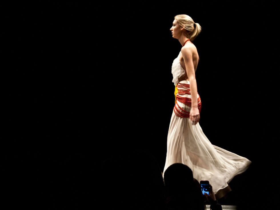Fashion Smackdown! Parsons Takes on FIT in the Fusion Fashion Show