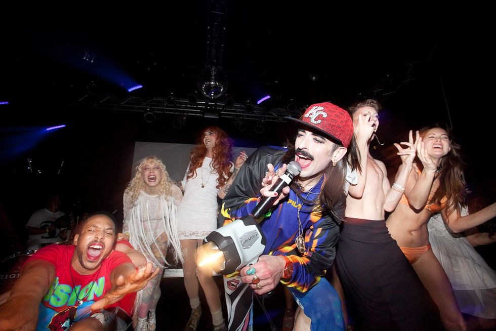 SSION and Friends at Highline Ballroom