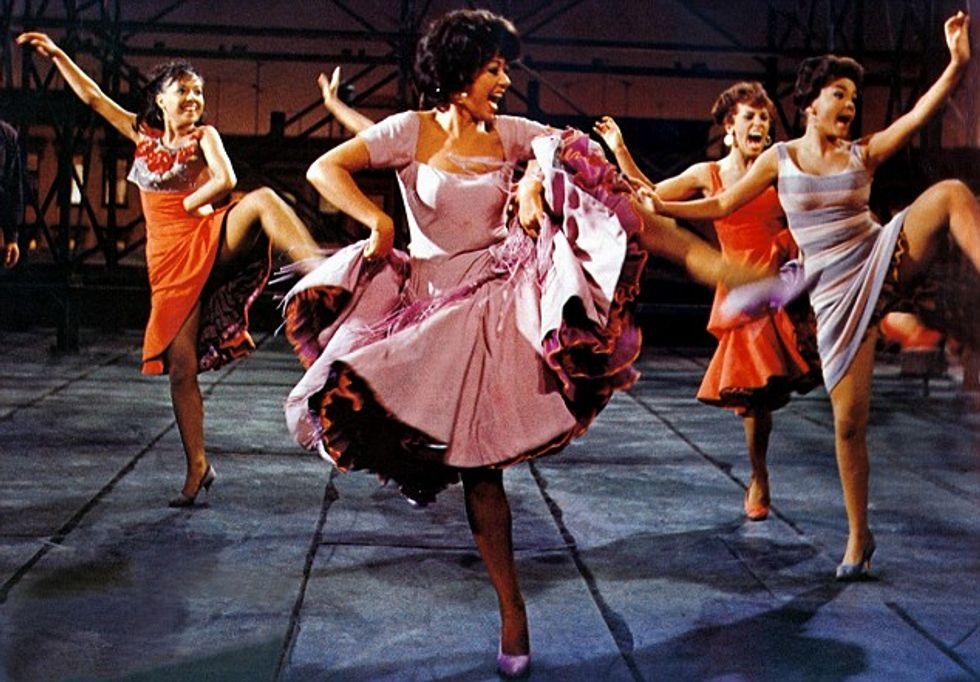 """Tips for Today: West Side Story + Sarah Vowell + """"Secret Band"""""""