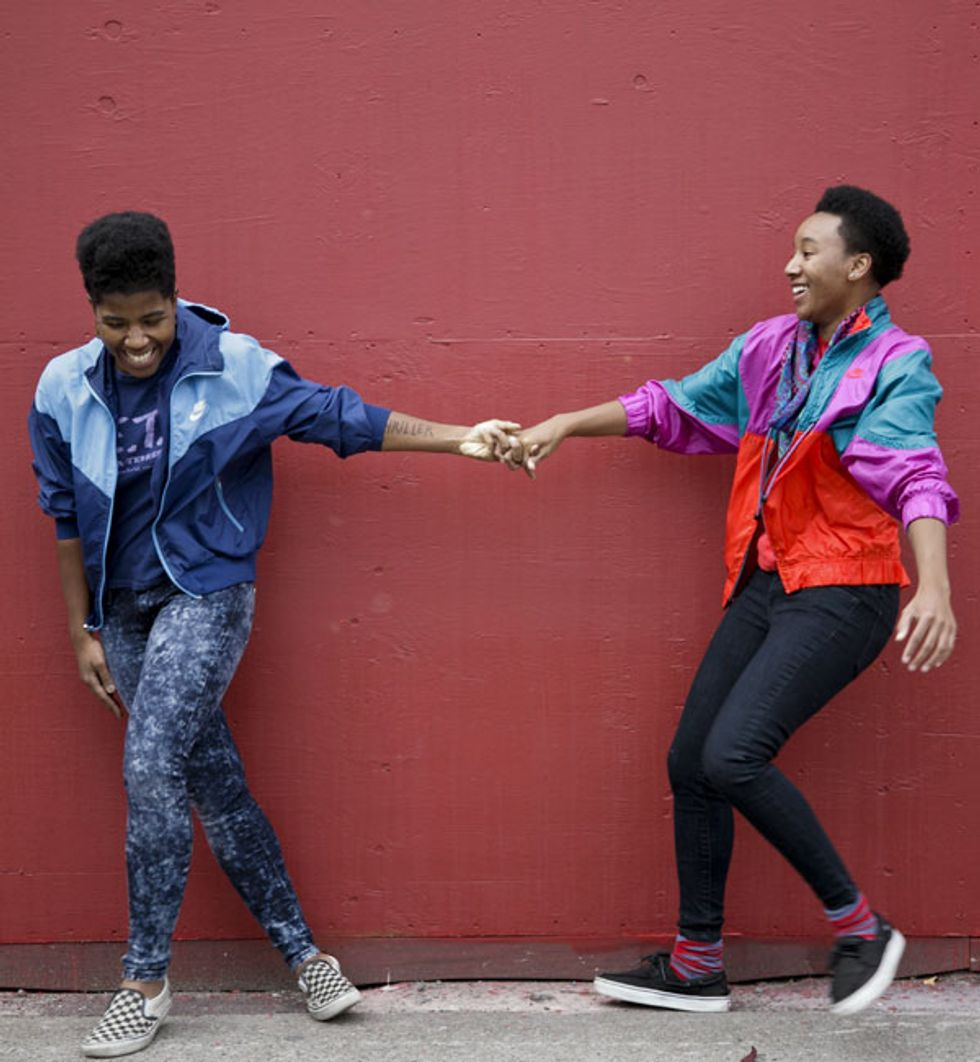 Tips for Today: THEEsatisfaction + Friends With Kids + Armory Show After-Party